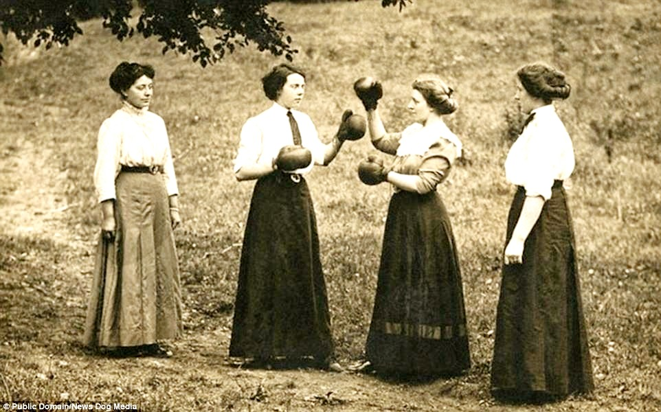 Women and sport during Victorianism