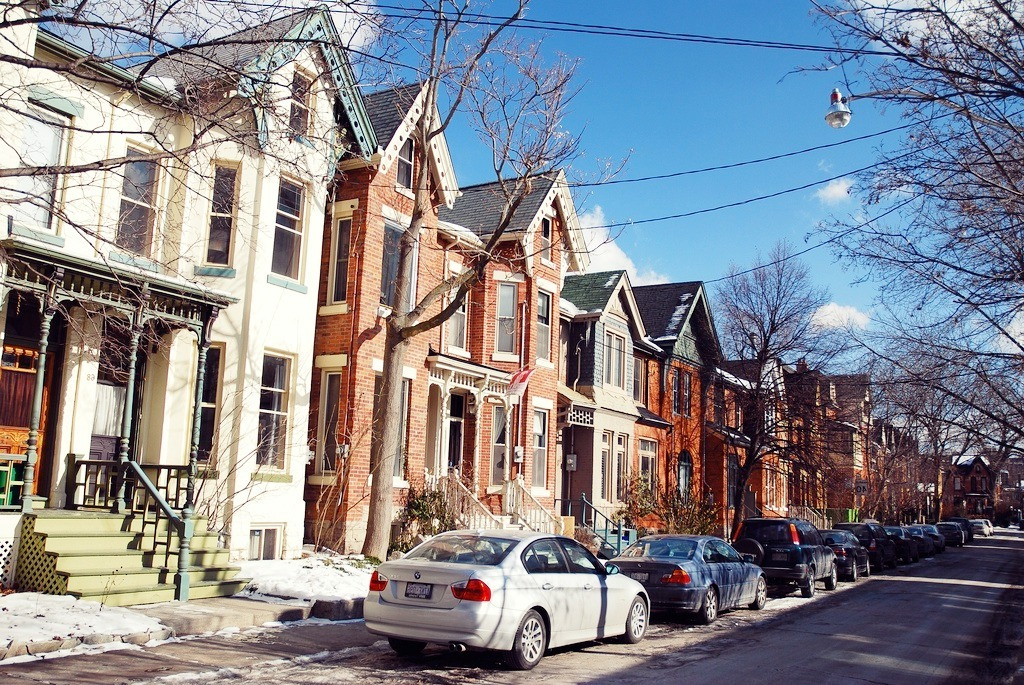 Victorian architectural styles in Toronto